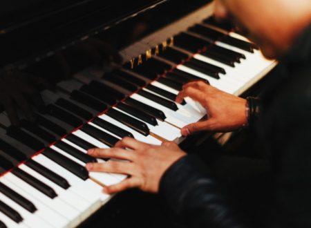 Mio figlio marvin suona il piano per valentino