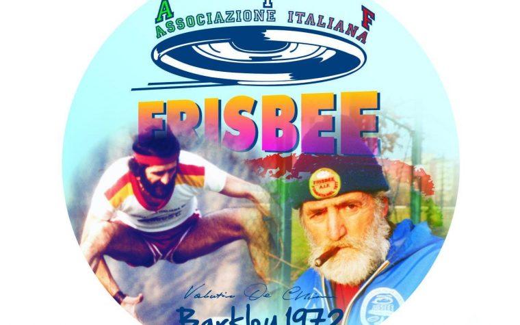 Valentino De Chiara grande campione di FRISBEE Italiano